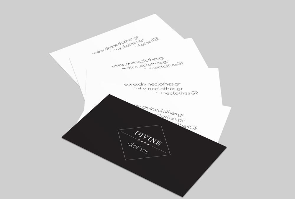 Divine Clothes – Branding