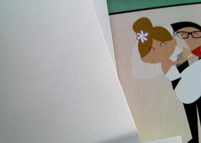Λέιλα και Γιάννης – Προσκλητήριο γάμου